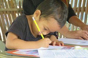 子ども教育支援ボランティア