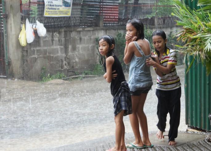 セブの雨季