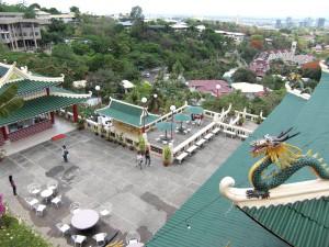 道教寺院のイメージ