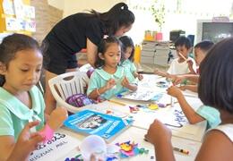 海外 幼稚園保育ボランティア