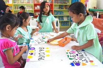 幼稚園ボランティア