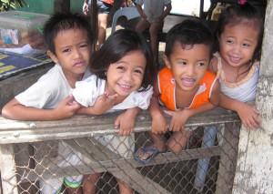 フィリピンの子供たちのイメージ