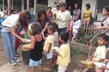 国際ボランティアのイメージ