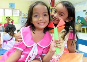 フィリピンの保育園