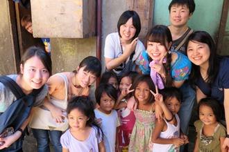 フィリピン セブ島ボランティア