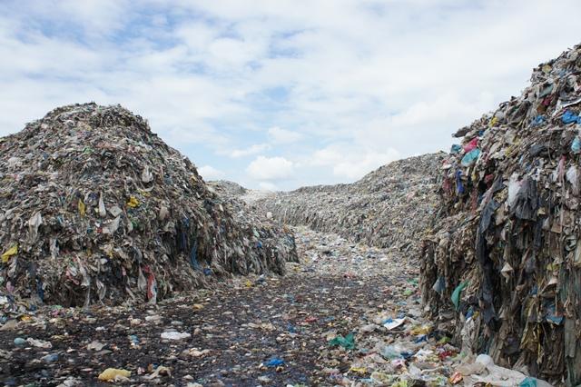 フィリピン ゴミ山