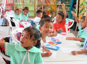 セブ 幼稚園ボランティア