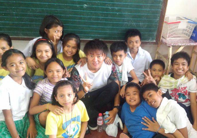 フィリピンの教育ボランティア