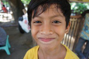 フィリピン セブの子ども