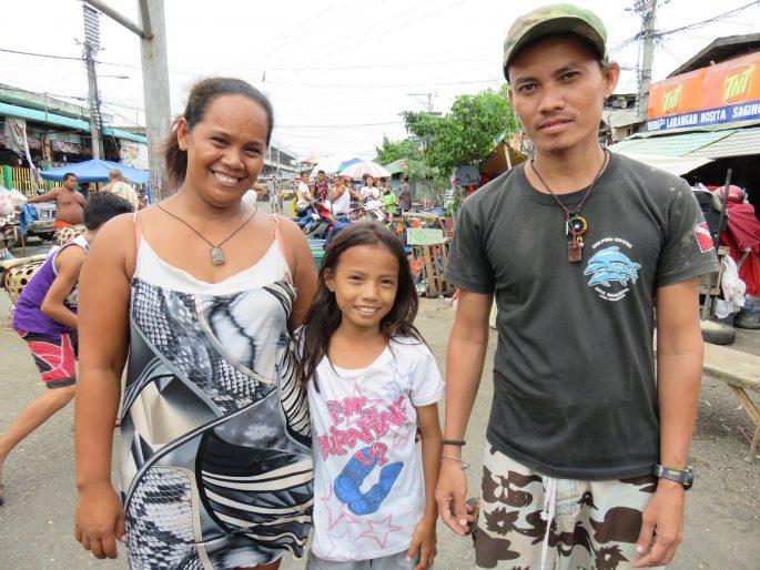 フィリピンの家族