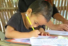フィリピン セブの教育ボランティア