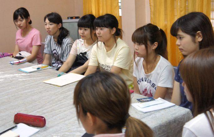 大学生の国際協力