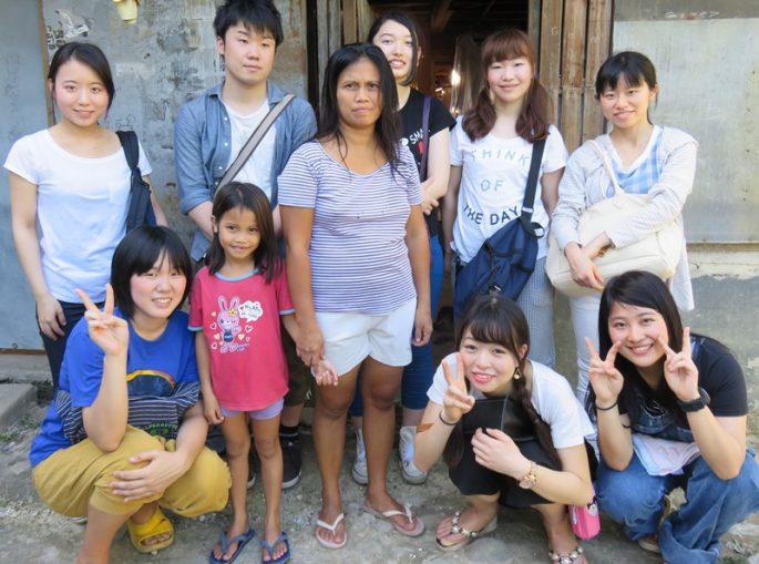 大学生の海外ボランティア