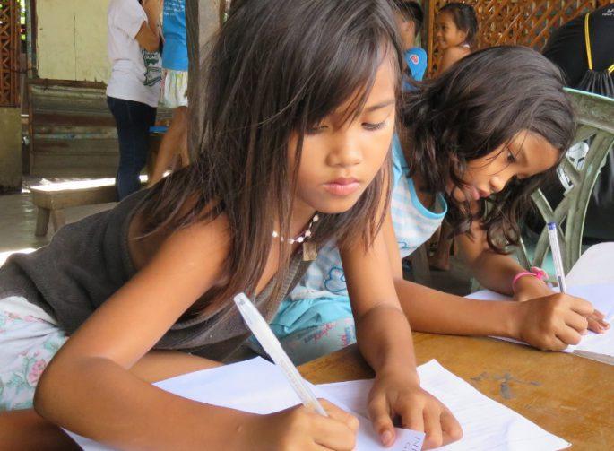 途上国の子ども教育
