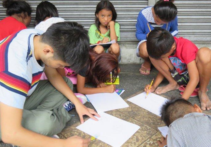途上国の子どもの教育