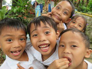 フィリピン セブ島の子ども