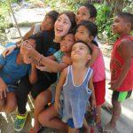 フィリピンのゴミ山の子ども