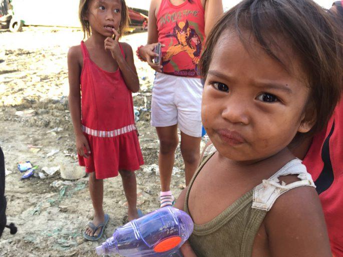 フィリピンの貧困問題