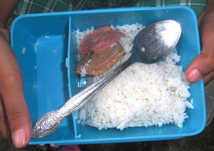 フィリピンのお弁当