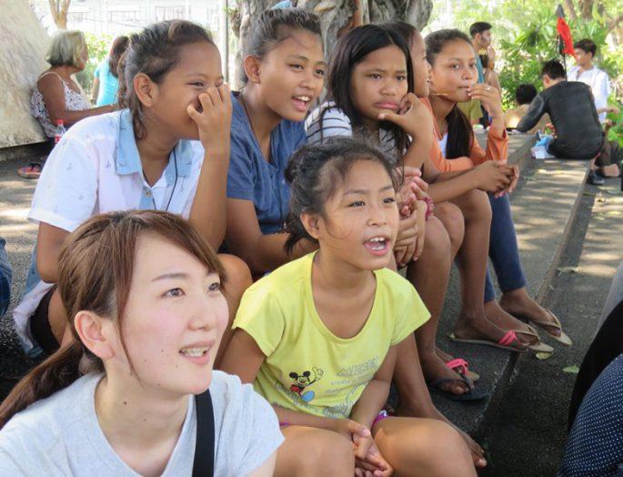 セブ 地域開発ボランティア
