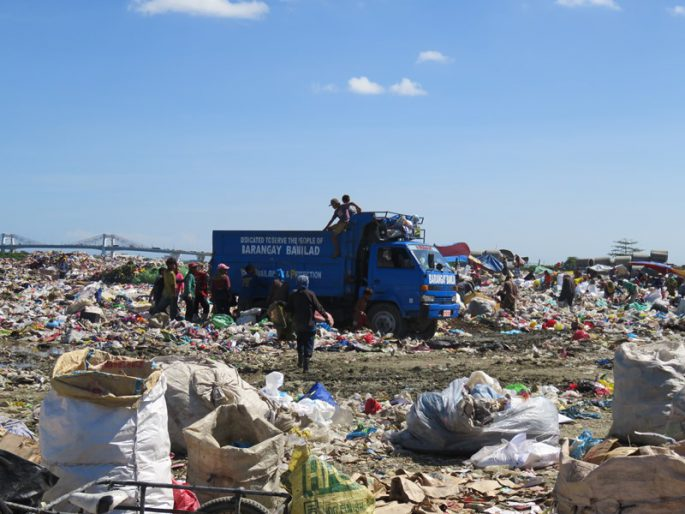 ゴミのリサイクル