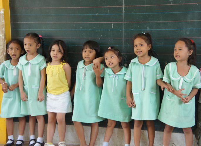 セブの幼稚園