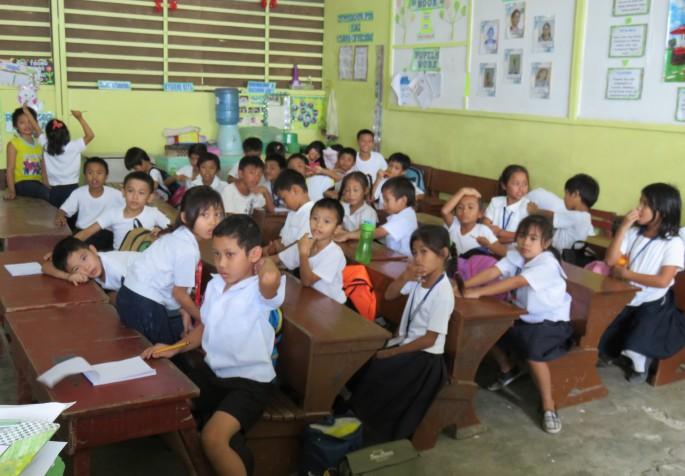 フィリピンの教育格差