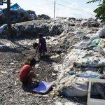 ゴミ山の子ども支援プロジェクト。目的は教育と自立支援