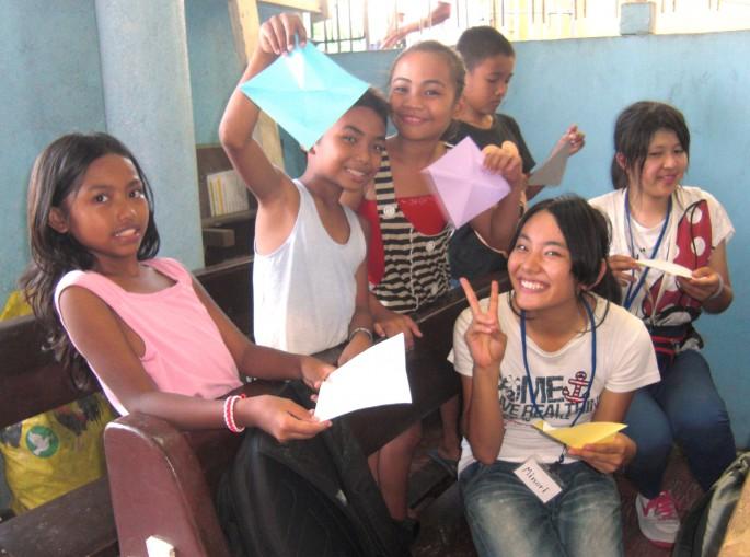 セブ留学とボランティア