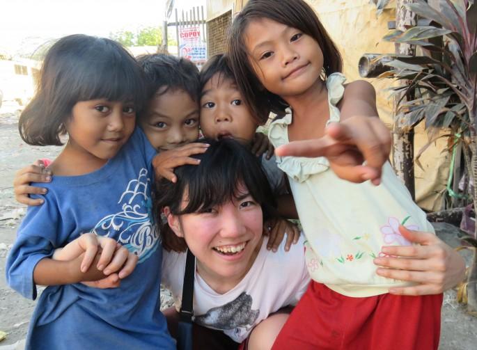 フィリピン セブ 留学ボランティア