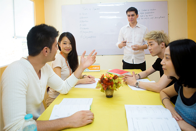 セブ留学の語学学校