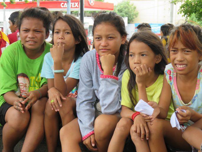 フィリピンの子どもの貧困