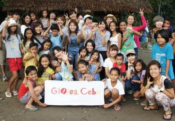 海外ボランティアの大学生