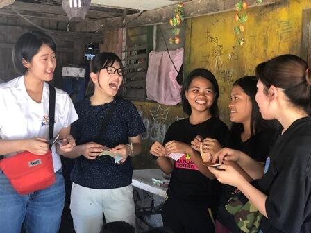 海外短期ボランティア フィリピン セブ島
