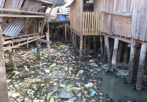 発展途上国のスラム