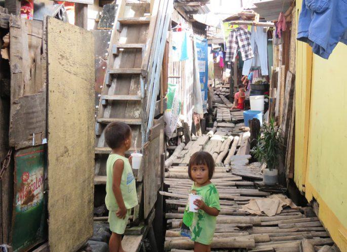 フィリピンの格差社会