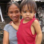 フィリピンの貧困家庭の生活費