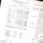 フィリピンの小学校は相対評価。これが学校の通知表!