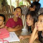 幼稚園に通えないフィリピンの子どもの事情