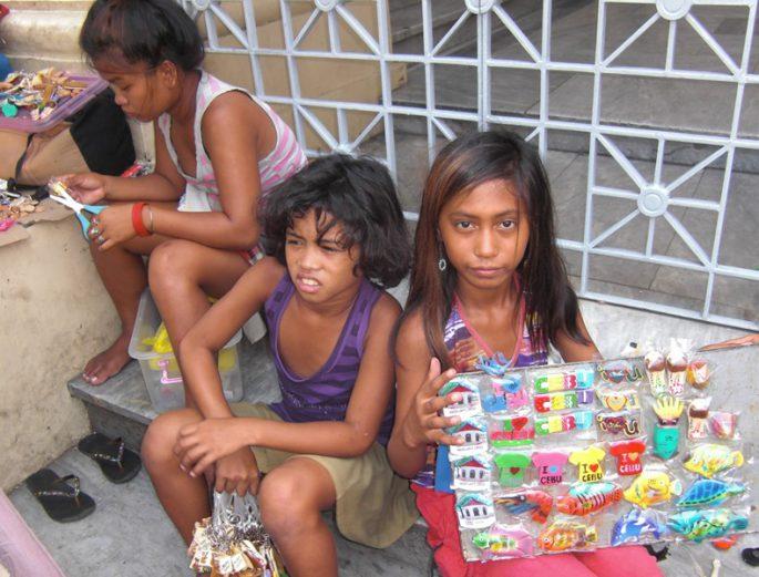 フィリピンの児童労働