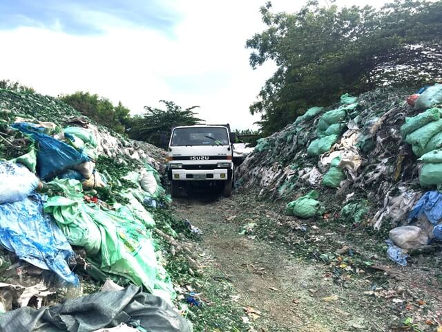 場 ゴミ 集積