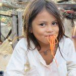 ボランティア活動で知るフィリピンの子どもに人気の料理