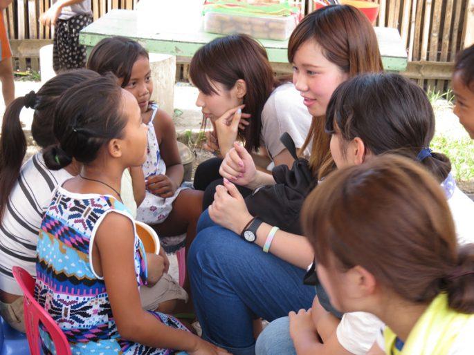 日本語ボランティア