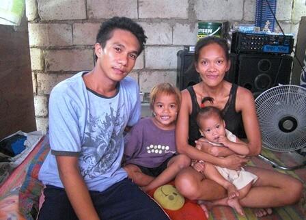 フィリピンの夫婦