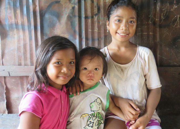 フィリピンの子ども