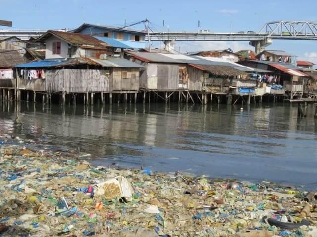 フィリピンのゴミ問題