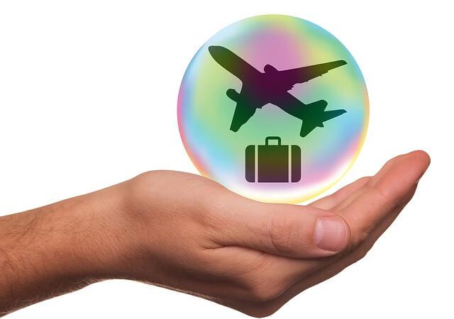 海外保険のイメージ