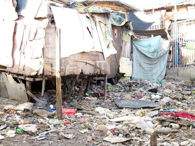 貧困の住まい