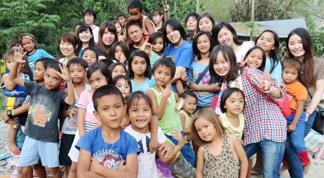 フィリピン ボランティア