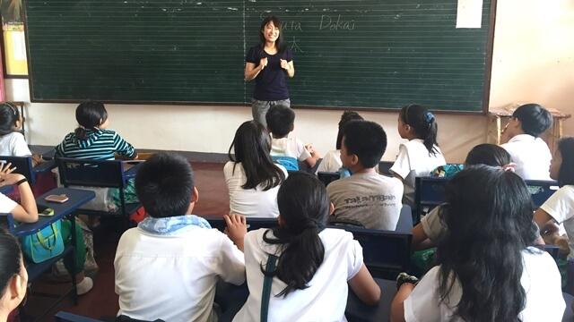 小学校インターンシップ